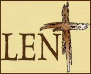 graphic for Lent